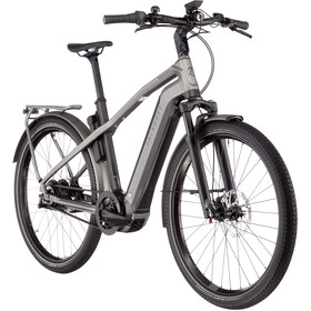 "Kalkhoff Endeavour 7.B Belt Diamond 27.5"", magic black/jet grey matte"